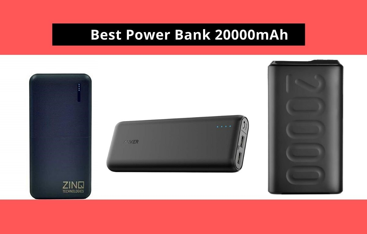 best 20000mah power bank in India