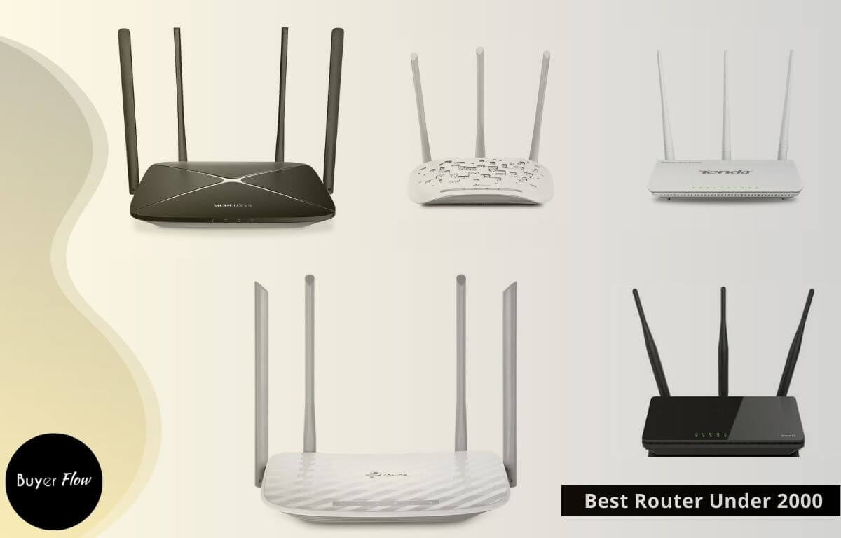 best wifi router under 2000